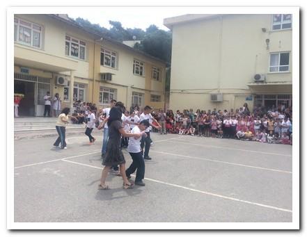 Özel Eğitim Sınıfı öğrencilerimizin hazırladığı gösterimiz